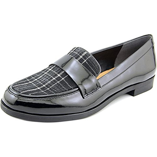 franco-sarto-valera-damen-us-5-schwarz-slipper