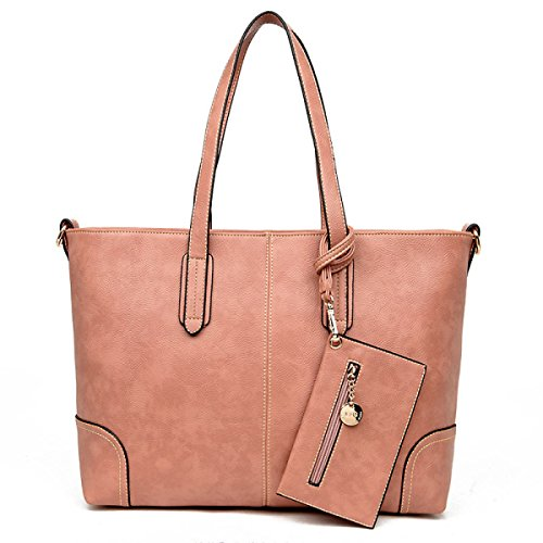 Herbst-Influx Der Europäischen Und Amerikanischen Art- Und Weiseneuen Handtaschen-großen Beutel-einfacher Schulter-Beutel Pink