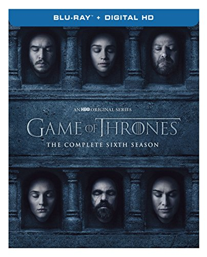 Game of Thrones: The Complete Sixth Season [USA] [Blu-ray]