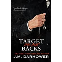 Target on Our Backs (Monster in His Eyes) (Volume 3) by J.M. Darhower (2016-02-22)