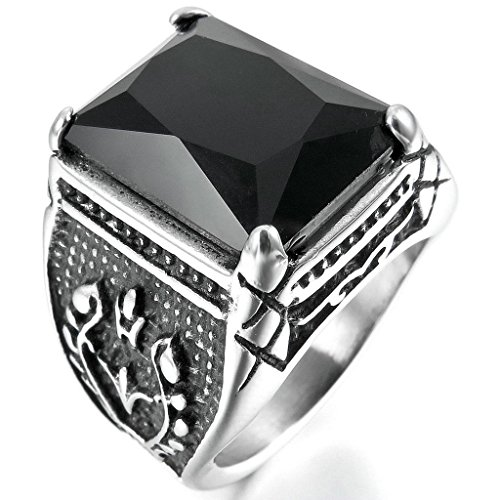 epinkifashion-jewelry-mens-stainless-steel-rings-agate-silver-black-gothic-size-p-1-2