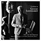 A Tribute to Gustav Leonhardt, The Last Recordings