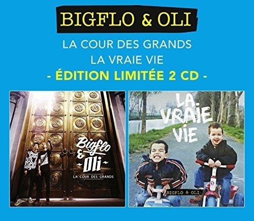 La Cour des Grands & la Vraie Vie (2CD Cristal sous fourreau - Tirage Limité)