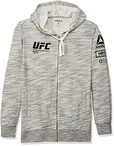 UFC Herren Fan Gear L FZ Hoody, weiß, Größe L Nike Performance Hoody