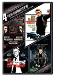 4 Film Favorites: Steve Mcqueen Collection [Import USA Zone 1]