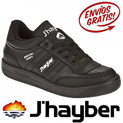 J-hayber Menolimpo Abbigliamento Per Il Piede New S Negro / Blanco