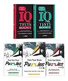 IQ & Puzzles for All (Set of 5 Books) [Paperback] [Jan 01, 2016] Arihant Expert [Paperback] Arihant