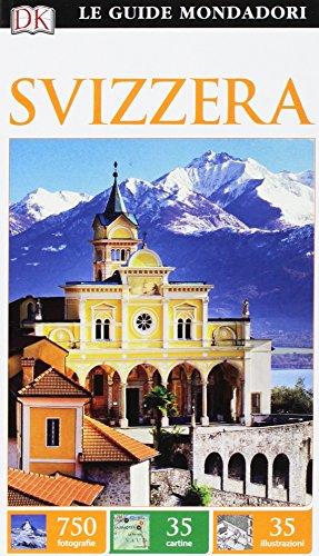 Svizzera. Carta Stradale. Scala 1300.000