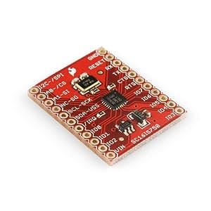 SFE pour SC16IS750 I2C/SPI-to-UART IC