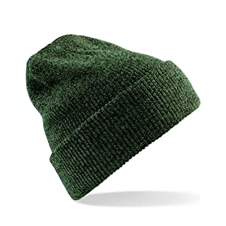 Heritage Style Beanie Hat Taille unique,- Antique Moss Green