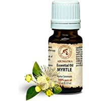 Myrte Öl 10ml - Naturreines Ätherisches Myrtenöl - Myrten Öl - Myrtus Communis - Für Beauty - Aromatherapie -... preisvergleich bei billige-tabletten.eu