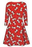 Kurzes Kleid Olaf , Weihnachten