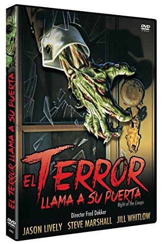 Die Nacht der Creeps (Night of the Creeps, Spanien Import, siehe Details für Sprachen)