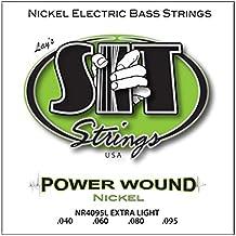 SIT NR4095L - Juego de cuerdas para guitarra eléctrica