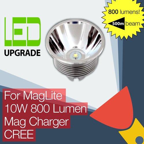 MagLite Wiederaufladbar LED Upgrade Ersatz lampe Taschenlampen Mag Charger CREE Hohe Leistung 800LM! Mag-charger