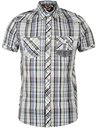 Chemise Manches Courtes Chemisette Homme LEE COOPER