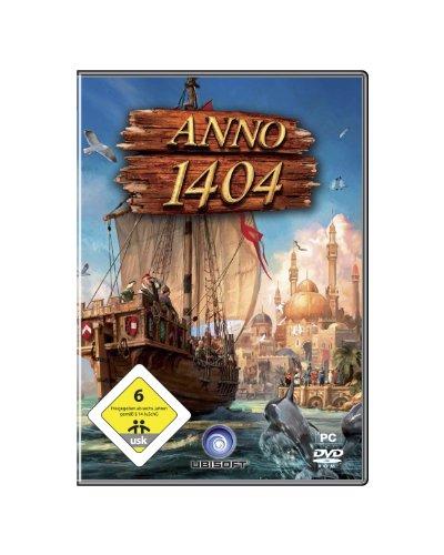 Ubisoft ANNO 1404 - [PC]