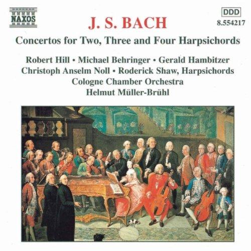 Concerto for 4 Keyboards in A Minor, BWV 1065 (arr. of Vivaldi's, Concerto for 4 Violins in B Minor, Op. 3, No. 10, RV 580): II. Largo