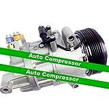 Gowe Auto Kompressor Pumpe Pulley für csv613Auto Kompressor Pumpe Riemenscheibe PV6Für Auto BMW E46Z4X3318i 1998–20056450918279564526918750