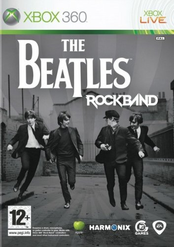 The Beatles Rock Band (Xbox 360) [Importación inglesa]