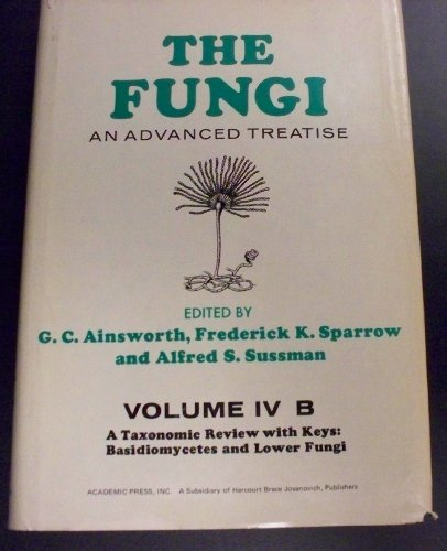 Fungi: A Taxonomic Review with Keys; Ascomycetes and Fungi Imperfecti v. 4A Cover Image