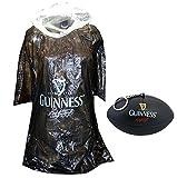 Guinness Regen Poncho und Schlüßelanhänger