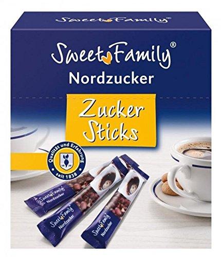 NZ Zucker-Sticks 50x5g