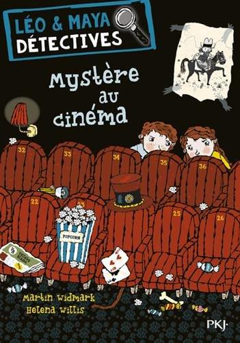 Léo et Maya détectives : Mystère au cinéma
