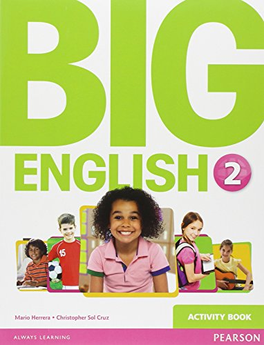 Big english. Activity book. Con espansione online. Per la Scuola elementare: 2