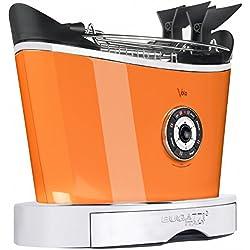 Casa Bugatti Grille-Pain 13-VOLOCO Orange, 930 W