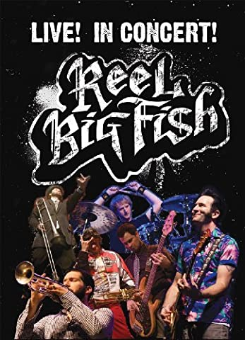 Reel Big Fish Live! In Concert! [DVD] [2009] by Reel Big Fish
