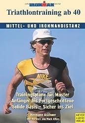 Triathlontraining ab 40. Mittel- und Ironmandistanz