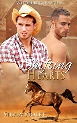 Shifting Hearts (Wild R Farm) (Volume 6) by Silvia Violet (2014-10-26)