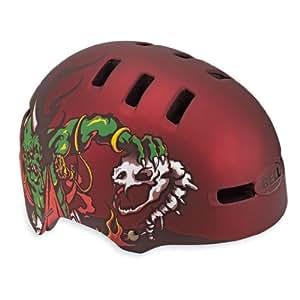 Bell Faction Helmet Large 58 - 63 Cm, Matt Red Demon