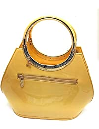 Purse Collection Elegance Women's Synthetic Golden Purse/woman Purse Big/woman Purse Handbag Leather/woman Purse...