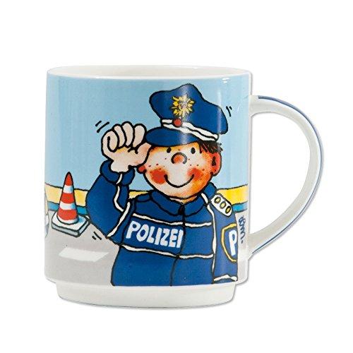 Supplies Polizei Party (Lutz Mauder Lutz mauder19581Police stapelbare)