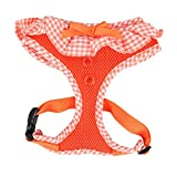 Puppia PALA-AC860 Hundegeschirr, Vivien, Größe XS, orange