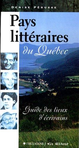Pays littéraires du Québec