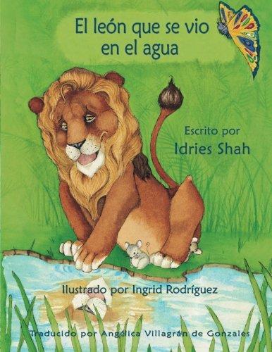 El león que se vio en el agua por Idries Shah