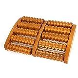 51gAoB4bMKL. SL160  - I modelli migliori di massaggiatore per i piedi di legno a rullo: opinioni e prezzi