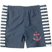Playshoes Jungen Schwimmbekleidung Uv-Schutz Short Maritim
