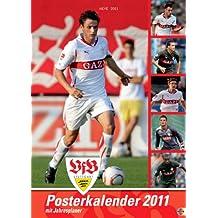 VFB Stuttgart 2012. Posterkalender