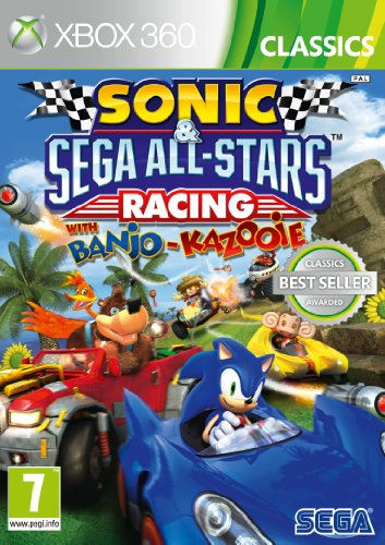 Compare Sonic and SEGA All-Stars Racing (Xbox 360) prices