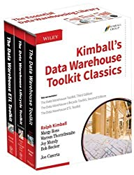 Kimball's Data Warehouse Toolkit Classics: 3 Volume Set 2nd edition by Kimball, Ralph (2014) Taschenbuch