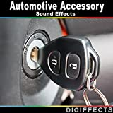 Automotive Accessory Sound Effects