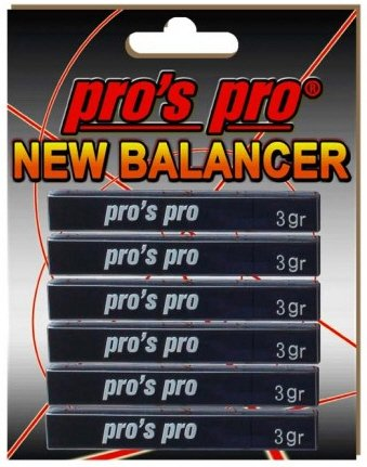 Preisvergleich Produktbild Bleiband Gewicht Balancer für Tennis Golf Squash Badminton