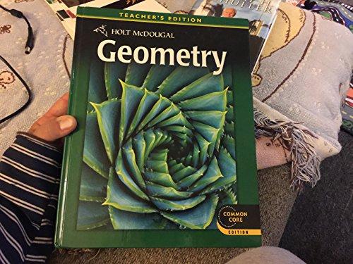 Free Download Holt McDougal Geometry, Teacher's Edition