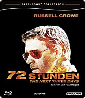 72 Stunden - The Next Three Days - Steelbook Collection [Blu-ray]
