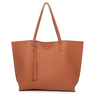 Les femmes en cuir sacs Messenger Sacs à main Designer occasionnel Tassel femmes sac vintage Big Size Tote Sac d'épaule Bolsos