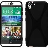 PhoneNatic TPU-X Schutzhülle für HTC Desire Eye schwarz
